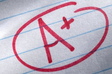 A-on-exam